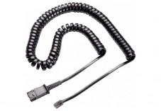 PLANTRONICS U10P Light Câble de casque téléphonique QD/ RJ9