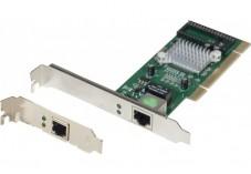 NETIS AD1102 Carte réseau PCI Gigabit + Low Profile
