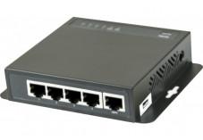 NETIS PE6105 Switch 5 ports 10/100 dont 4 PoE+ 60W