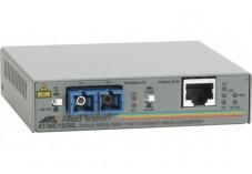 Allied AT-MC103XL convert. RJ45 - fibre 100FXSCc 15km