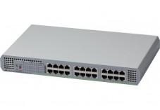 Allied AT-GS910/24 switch 24 ports Gigabit métal rackable