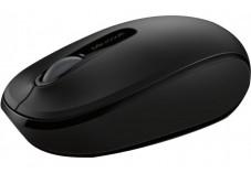 MICROSOFT Wireless Mobile Mouse 1850 Optique - Noir