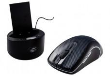 MOBILITY LAB Souris ML300603 sans fil Rechargeable noire