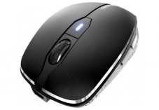 CHERRY Souris MW 8 ADVANCED sans fil nano USB / Bluetooth noire