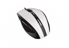 CHERRY Souris MC-3000 USB blanc