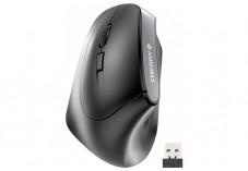 CHERRY Souris MW-4500 LEFT sans fil USB noire