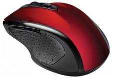 Souris ergonomique SHAPE 6D USB rouge