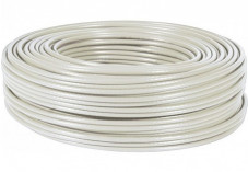 Câble Ethernet CAT5e LSOH F/UTP multibrin - Gris - 100m