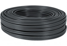 Câble ethernet monobrin F/UTP CAT6A exterieur - 100M