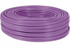 Dexlan cable monobrin f/utp CAT6 violet LS0H rpc dca - 100M