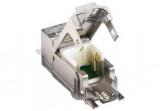 LEONI MegaLine Connect45 embase RJ45 CAT6A STP ISO