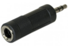 Adaptateur Jack 6.35 mm vers Jack 3.5 mm