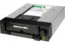 ICY DOCK Rack DuoSwap MB971SP-B 1 disque SATA 3.5