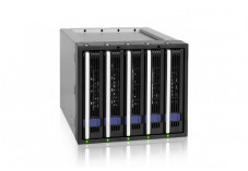 ICY DOCK Backplane MB155SP-B 5 disques SATA 3