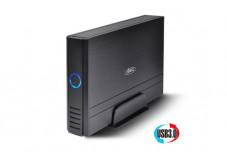 Boîtier externe USB 3.0 pour disque dur 3.5