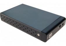 DEXLAN Boîtier externe USB 2.0 pour disque dur 3.5