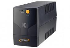INFOSEC Onduleur X1 EX USB 1600 VA