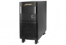 INFOSEC Armoire batterie suppl. pour E4 LCD Evolution 10K VA