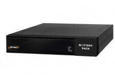 INFOSEC Armoire batterie suppl. pour E3 LCD Performance RT 800 VA