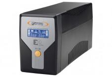 Onduleur E2 LCD ON LINE - 800VA Infosec