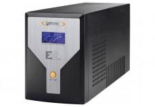 ONDULEUR E2 LCD ON LINE - 1500VA Infosec