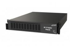 INFOSEC Armoire batterie suppl. pour E3 Pro RT 5000 et 6000 VA