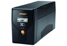 Onduleur X3 EX LCD USB 1000VA Infosec