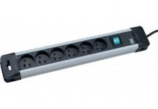 BACHMANN Multiprise 330.101F 6 prises avec interrupteur