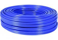 Câble Ethernet Multibrin F/UTP CAT6 Bleu - 100M