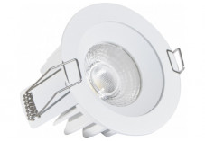 LITED Downlight blanc 3000°K - 10 W