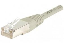 Câble RJ45 CAT 5e F/UTP - Gris - (40,0m)
