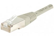 Câble RJ45 CAT 5e F/UTP - Gris - (20,0m)