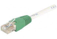 Câble RJ45 Croisé CAT6 U/UTP - Gris - (10,0m)