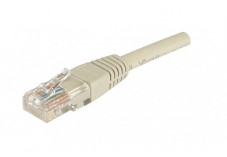 Câble RJ45 CAT 5e ECO U/UTP - Gris - (1m)