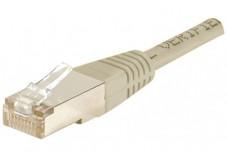 Câble RJ45 CAT 5e ECO F/UTP - Gris - (5m)