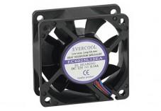 Ventilateur lubrifié à vie - 60x60x25
