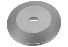 Securityxtra encoche K-lock 40 mm ALU autocollante iPad/MacBook
