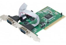 Carte pci - 2 ports serie DB9