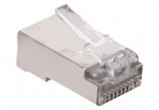 Connecteurs RJ45 (8P8C) pour téléphonie -  blindé