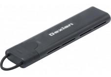 DEXLAN Boitier SSD Universel M.2. NVMe et Sata vers USB-C