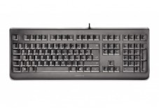 CHERRY Clavier étanche KC-1068 IP68 USB noir QWERTY (US/¦)