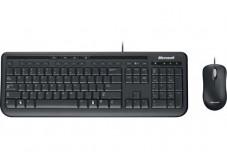 MICROSOFT Pack Clavier/Souris Wired Desktop 600