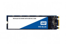 DISQUE SSD WD 3D NAND SSD Blue M.2 80mm - 500Go