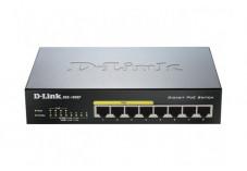 D-LINK Switch 4 ports Giga PoE + 4 ports Giga DGS-1008P