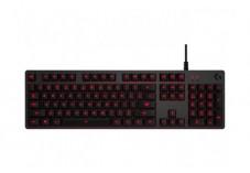 LOGITECH Clavier Gaming Rétro-éclairé G413 USB Noir