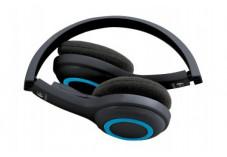 LOGITECH Casque Wireless Headset H600 - Noir/Bleu