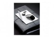 TARGUS Souris Compact Laptop Optique Filaire - Noir/Gris
