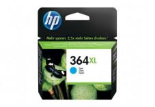 Cartouche HP CB323EE n°364XL - Cyan