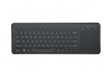 MICROSOFT Clavier All-In-One Media Keyboard Sans fil - Noir