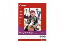 Papier photo Canon Plus Brillant GP-501 A4 - 100 feuilles